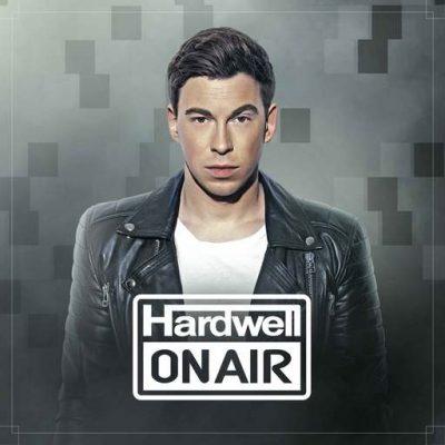 Hardwell on Air logo