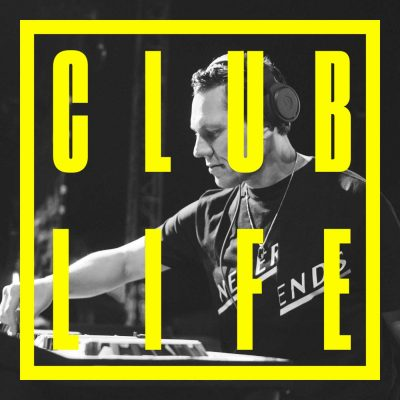 Tiesto's Club Life Podcast official logo