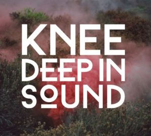Knee Deep In Sound Podcast Official Logo