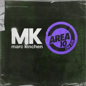 MK - Area 10 podcast official logo for killing beats dot com