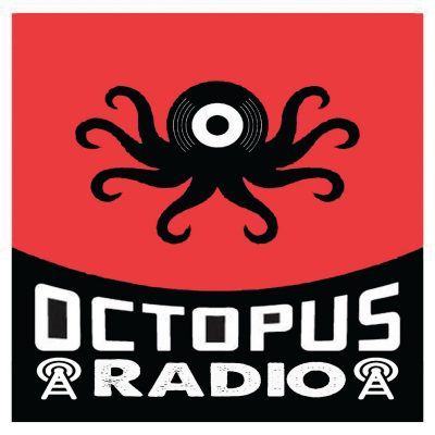 Octopus Radio Podcast Logo in Killing Beats Dot Com