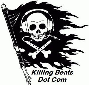 Killing Beats Dot Com - official Logo