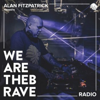 Alan Fitzpatrcik We Are The Brave logo