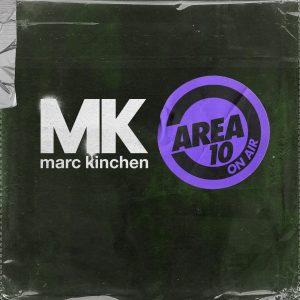 MK - Area 10 podcast official logo for killing beats dot com
