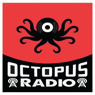 Octopus Radio Podcast Logo in Killing Beats Dot Com